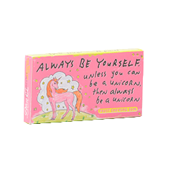 Blue Q Gum Always Be Yourself - ������ ������