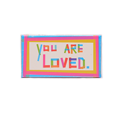 Blue Q Gum You Are Loved - ������ ������