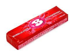 Bubblicious - Клубника