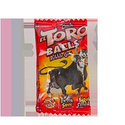 Toro Balls Gum - Кислые фрукты