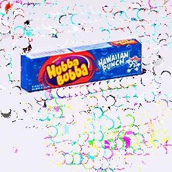 Hubba Bubba Hawaiian Punch - Гавайский пунш