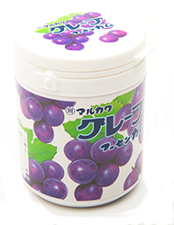 Marukawa Bottle Gum - Виноград