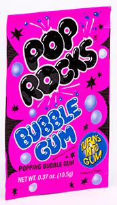 Pop Rocks - Вкус бабл гама