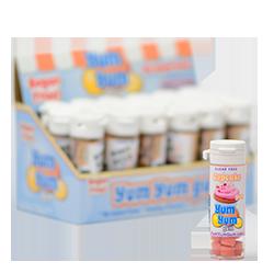 Yum Yum Gum Cupcake - Капкейк