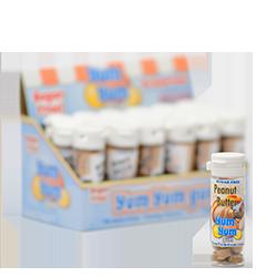 Yum Yum Gum Peanut Butter - Арахисовое масло