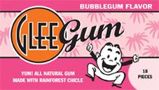Glee Gum - Bubblegum