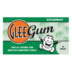 Glee Gum - Сладкая мятаМятные<br>Glee в переводе с англ.<br>означает ликование, поэтому не случайно, что это слово стало<br>названием жевательной резинки! При ее производстве используются только натуральные вытяжки<br> из смол тропических растений , а<br>разнообразие вкусов не может не вызывать радости: корица, мандарин, мята, лайм.<br>Жуйте с ликованием, ведь это так  естественно! <br>Вкус - сладкая мята.<br>