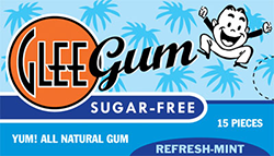 Glee Gum - Освежающая мята