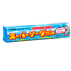 Kracie Super Soda - Вкус содовой