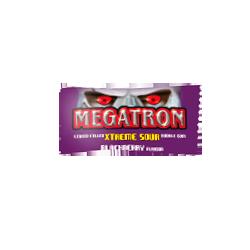 Megatron Blackberry - Кислая ежевикаФруктовые<br>Сначала давайте поймем, кто такой Мегатро?н (англ. Megatron) - один из главных персонажей мультсериалов, комиксов и фильмов о трансформерах. Лидер десептиконов. Вечный антипод Оптимуса Прайма - командира автоботов. Его заветная мечта - установить своё господство на Кибертроне, а в перспективе - и во всей Вселенной. Несмотря на не очень хорошую характеристику с места работы этого персонажа жвачка получилась очень вкусной и очень кислой. Кроме того содержит жидкую начинку со вкусом ежевики.<br>