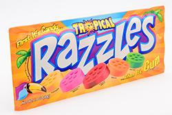 Razzles - Тропические фрукты