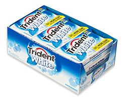 Trident White - Перечная мята