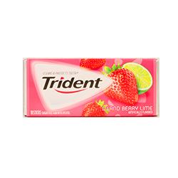 Trident - Клубника с лаймом