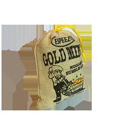 Gold rocks - Original