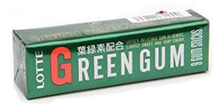 Green Gum - Зеленая мята