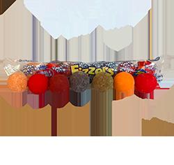 Fizzers Gum - Вкусы американских газировок